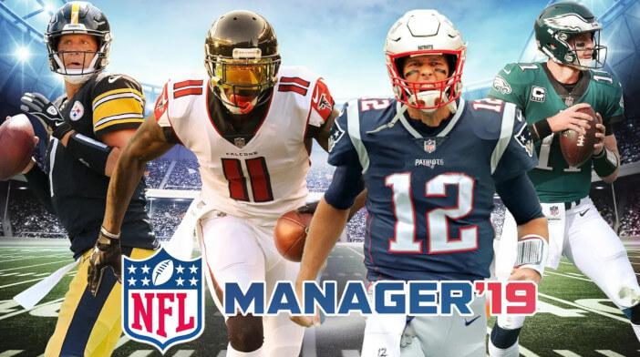 NFL MANAGER 19