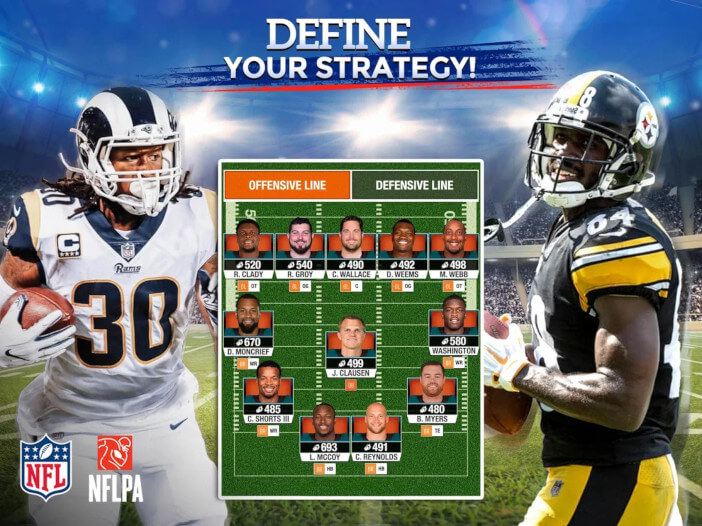 NFL MANAGER 19 - DEFINE YOUR STRATEGY